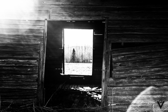 It's not about hitting a barn door. It's about realizing it has windows.